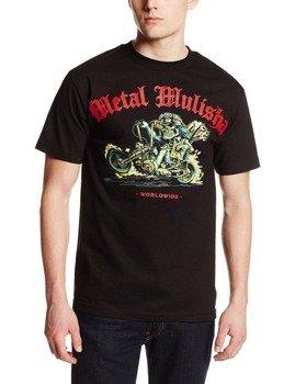koszulka METAL MULISHA - BOB czarna