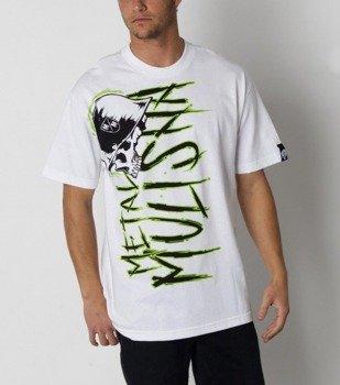 koszulka METAL MULISHA - EVETS biała