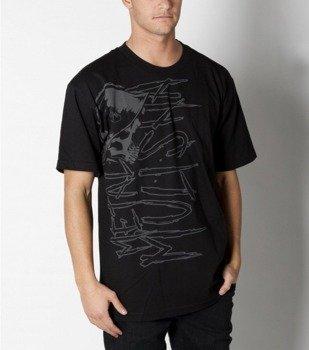 koszulka METAL MULISHA - EVETS czarna