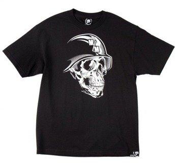 koszulka METAL MULISHA - FACED czarna