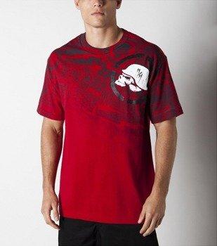 koszulka METAL MULISHA - JOLT czerwona