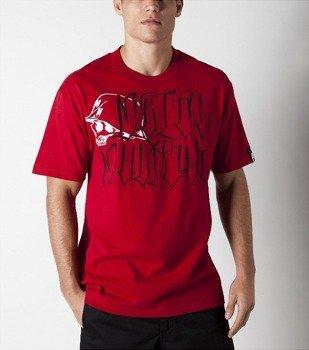 koszulka METAL MULISHA - PILLAGE czerwona