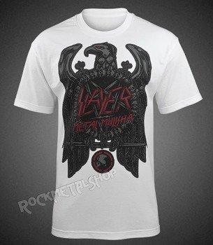 koszulka METAL MULISHA - SLAYER EAGLE WHITE