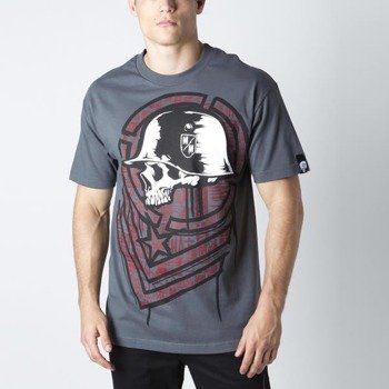 koszulka METAL MULISHA - TASK szara