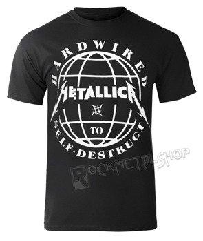 koszulka METALLICA - HARDWIRED DOMINATION