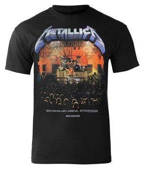 koszulka METALLICA - STOCKHOLM '86