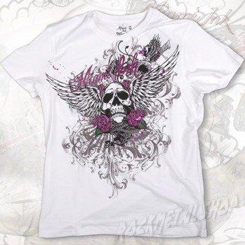 koszulka MIAMI INK - ANGEL WHITE