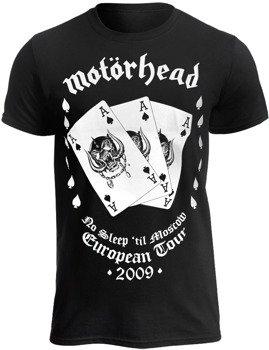 koszulka MOTORHEAD - ACES