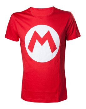koszulka NINTENDO - MARIO WITH BIG M