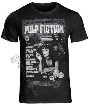 koszulka PULP FICTION - POSTER