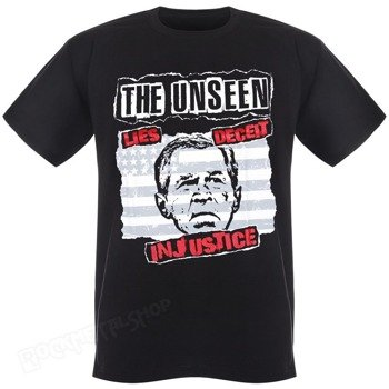 koszulka THE UNSEEN - THE LIES DECEIT.....