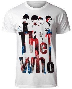 koszulka THE WHO - GRAFFITI