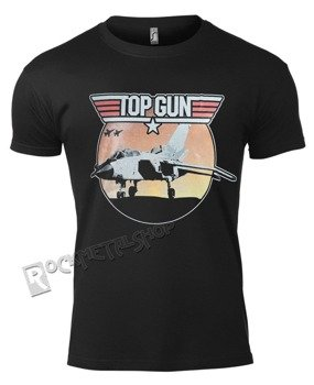 koszulka TOP GUN - SUNSET FIGHTER