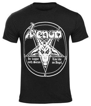 koszulka VENOM - IN LEAGUE WITH SATAN