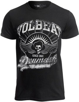 koszulka VOLBEAT - RISE FROM DENMARK