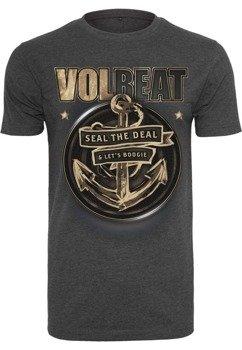 koszulka VOLBEAT - SEAL THE DEAL charcoal