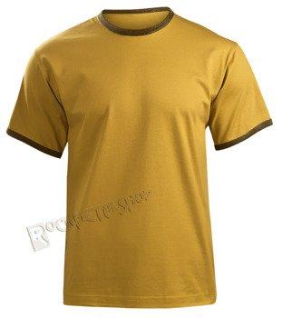 koszulka ŻÓŁTA bez nadruku
