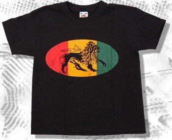 koszulka dziecięca RASTA LION