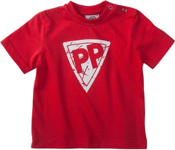 koszulka niemowlęca PIDŻAMA PORNO - 30 LAT red