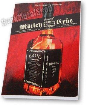 książka MOTLEY CRUE - BRUD. Wyznania gwiazd rocka cieszących się najgorszą sławą