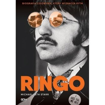 książka RINGO - BIOGRAFIA CZŁOWIEKA, KTÓRY WYZNACZA RYTM