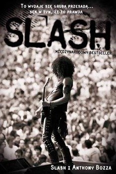 książka SLASH AUTOBIOGRAFIA, autor: Slash i Anthony Bozza