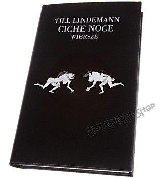 książka TILL LINDEMANN - CICHE NOCE. WIERSZE