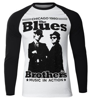 longsleeve BLUES BROTHERS - CHICAGO 1980