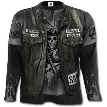 longsleeve SONS OF ANARCHY - JAX WRAP