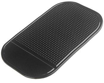 mata antypoślizgowa pod telefon / smartphone STICKY-MAT czarna