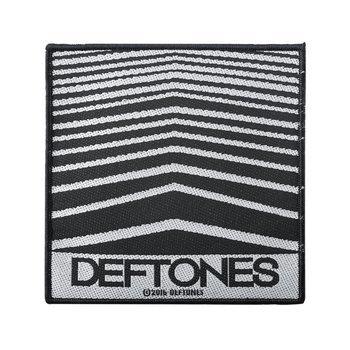 naszywka DEFTONES - ABSTRACT LINES