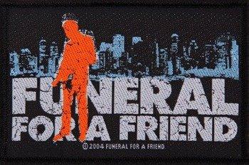 naszywka FUNERAL FOR A FRIEND