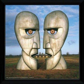 obraz w ramie PINK FLOYD - METAL HEADS