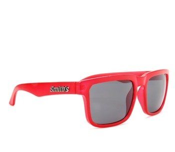 okulary SMITHS - RED