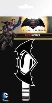 otwieracz do butelek BATMAN VS SUPERMAN - LOGO