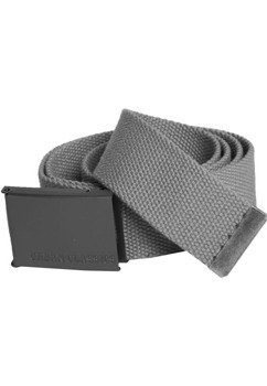 pas parciany CANVAS BELTS grey