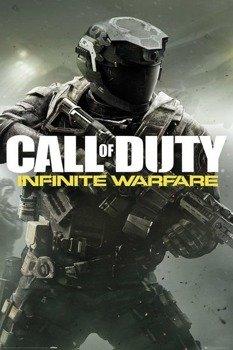 plakat CALL OF DUTY INFINITE WARFARE - NEW COVER
