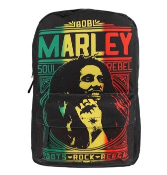 plecak BOB MARLEY - ROOTS ROCK REGGAE