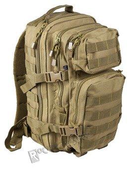 plecak taktyczny US COOPER camel, 25 litrów