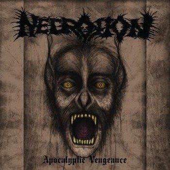płyta CD: NECROTION - APOCALYPTIC VENGEANCE compilation