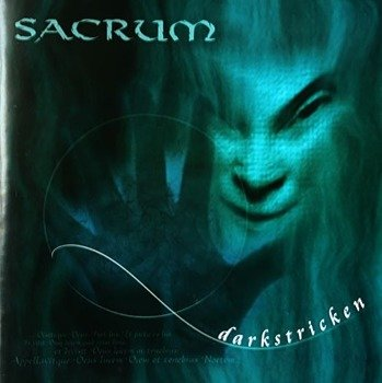 płyta CD: SACRUM - DARKSTRICKEN
