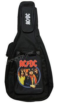 pokrowiec do gitary elektrycznej AC/DC