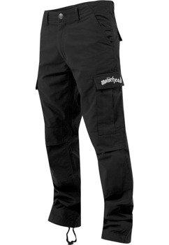 spodni bojówki MOTORHEAD - LOGO BLACK