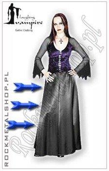 spódnica NINA satyna [GT105] Laughing Vampire