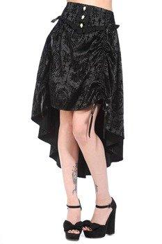 spódnica długa BANNED - BLACK LONG GOTHIC