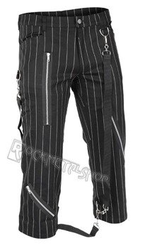 spodnie MOON PANTS PIN STRIPE