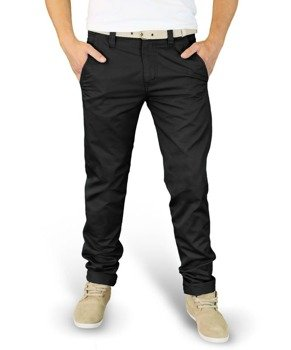spodnie XYLONTUM CHINO BLACK