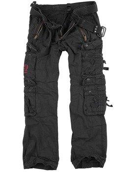 spodnie bojówki ROYAL TRAVELER TROUSER - ROYALBLACK