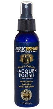 środek do czyszczenia instrumentów dętych lakierowanych MUSIC NOMAD LAQUER POLISH MN700