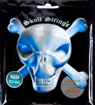 struny do gitary elektrycznej Skull Strings STANDARD Line STD /010-046/
